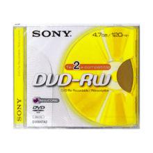 DVD+/-RW SONY