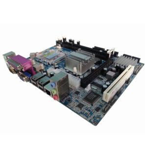 Материнская плата LM303 G31 2xDDR2 PCI-Ex16 1xPCI 2xSATA IDE COM LPT Lan VGA mATX LGA775