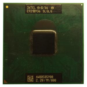 Процессор Intel Celeron 900 @ 2.20GHz/1M/800 (SLGLQ) Б/У