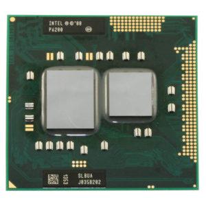 Процессор Intel Pentium P6200 @ 2.13GHz/3M (SLBUA) Б/У
