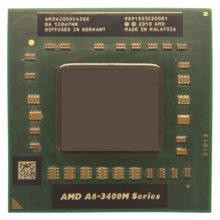Процессоры для ноутб. серий AMD