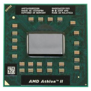 Процессор AMD Athlon II P340 2x2200MHz (AMP340SGR22GM) Б/У