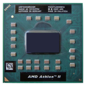 Процессор AMD Athlon II P320 2x2100MHz (AMP320SGR22GM) Б/У