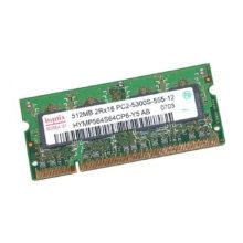 Модуль памяти SO-DIMM DDR2 512 Mb PC-5300 677 Mhz
