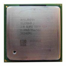 Процессоры INTEL LGA 478
