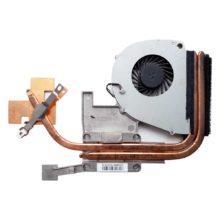 Система охлаждения - термотрубка, радиатор с вентилятором 3-pin для ноутбука Acer Aspire 5750, 5755, 5750G, 5750ZG, 5755G, 7750, 7755 (AT0HI009DR0, P5WE0, KSB06105HA-AJ83)