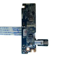 Плата кнопки запуска(включения) для ноутбука Acer Aspire 5251, 5551, 5741, eMachines E640 (LS-5893P) + шлейф (NBX0000NG00)