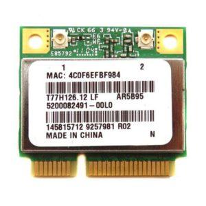 Модуль Wi-Fi Mini PCI-E Atheros AR5B95 802.11b/g