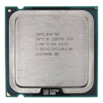 Процессор (CPU) Intel Core2 Duo (Conroe) E6300 1860MHz 1066FSB 2Mb OEM S775