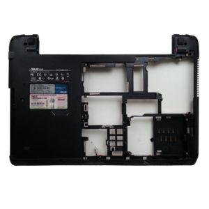 Нижняя часть корпуса ноутбука ASUS K52F (13GNXM1AP040-1, 13N0-GUA201)