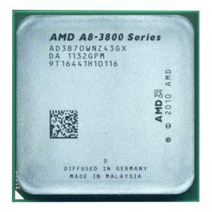Процессор AMD A8 3870K 4×3.0Ghz, 4x1Mb, Radeon HD 6550D Socket FM1