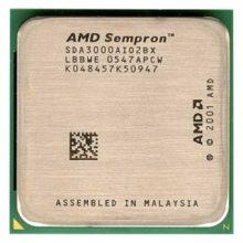 Процессоры AMD Socket 754/939