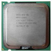 Процессор Pentium 4 630 3000/2M/800 LGA775