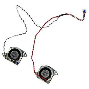 Динамики для ноутбука Sony VPC-EH, VPCEH, PCG-71911V, PCG-71911M, PCG-71912V, PCG-71812V, PCG-71913L Комплект: левый и правый 1.5W (VECO 20CRFE-1-P)