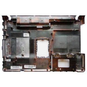 Нижняя часть корпуса ноутбука Sony VPC-EH, Sony VPCEH (4VHK1BHN000, 4VHK1BHN020, 3B EAHK1002010) + Заглушка ОЗУ к нижней части корпуса