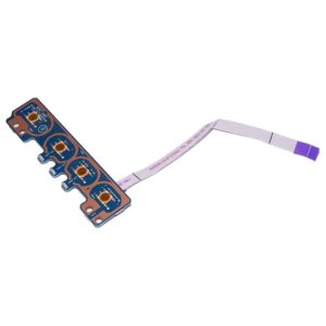 Кнопка включения, старта, запуска со шлейфом для ноутбука Sony VPC-EH, Sony VPCEH (DA0HK1PI6C0, SWX-368, HAMBURG-SH-HF E235863)