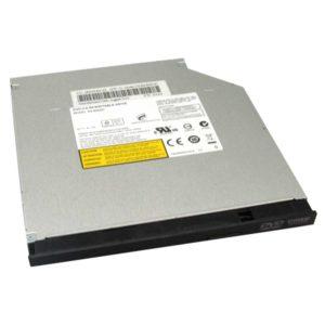 Привод для ноутбука DVD+/-RW SATA Slim Black Черный Внутренний (Модель: LiteOn DS-8A5SH, DS-8A5SH23C)