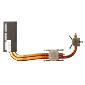 Радиатор для Asus K53S, X53S, A53S P/N: 13N0-KDA0102, 13GN3G1AM010-2 Медная трубка: TS110627-C001 + TS110630-C002