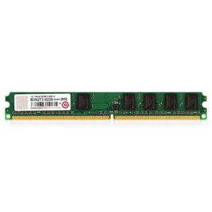 Модуль памяти DDR-II 1024 Mb PC-6400 800 Mhz Transcend