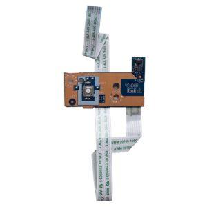 Кнопка включения, старта, запуска со шлейфом для ноутбука Acer Aspire E1-510, E1-521, E1-530, E1-570, E1-572, Packard Bell EasyNote TE69HW, TE69BM (V5WE2 LS-9531P, NBX0001BG00)