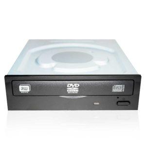 Привод DVD+/-RW LITE-ON IHAS124-04/IHAS124-14 SATA Black Черный