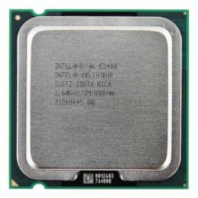 Процессор Intel Celeron E3400 2.6GHz 1Mb 800Mhz LGA775