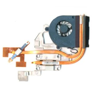 Термотрубка Радиатор (AT0C6005AX0) + Вентилятор (AB7905MX-EB3) для ноутбука Acer Aspire 5551/5552, eMachines E642G, Packard Bell NEW95