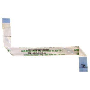 Шлейф тачпада 6-pin 118×7 мм для ноутбуков Acer Aspire 5736, 5736Z, 5742, 5742G, 5742Z, 5551, 5551G, 5552, 5552G, 5733, 5251 (NEW70 NBX0000N100)