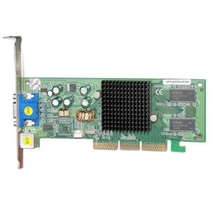 Видеокарта AGP 64 mb Sparkle GeForce4 MX440 8X 128 bit (SP7320MX440-8X)