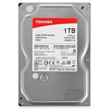 "Накопитель HDD 1000 Gb Toshiba P300 HDWD110UZSVA 7200 rpm 64 mb SATA III 3,5"""