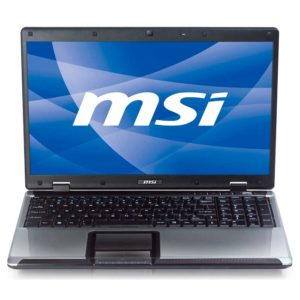 Запчасти для ноутбука MSI CX500