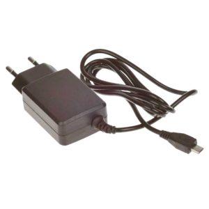 Блок питания сетевой ASX LA-520 microUSB 5V 1A  Black Черный/Европакет (R0000627)