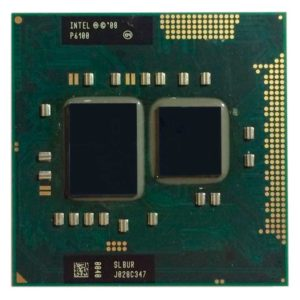 Процессор Intel Pentium P6100 @ 2.00GHz/3M (SLBUR) Б/У