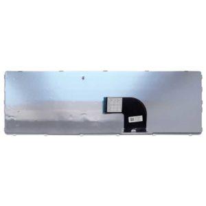Клавиатура для ноутбука Sony Vaio E15, E17, SVE15, SVE17 White Белая, рамка White Белая (149093511RU, AEHK57021303A, V133846BS3RU)