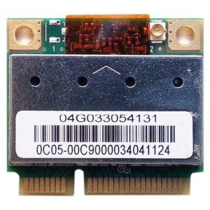 Модуль Wi-Fi PCI-Express Half AzureWave AR5BHB63 802.11b/g (AW-GE781, ATH-AR5BHB63)