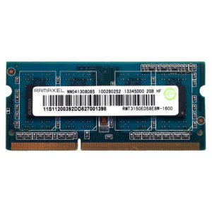 Модуль памяти SO-DIMM DDRIII 2Gb PC-12800 1600 Mhz Elpida