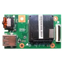 Плата USB + AUDIO + Card Reader для ноутбука Lenovo IdeaPad B590 (Модель: 48.4TE03.011 LA58 IO BD, 55.4XB03.001, 55.4YA03.001G)