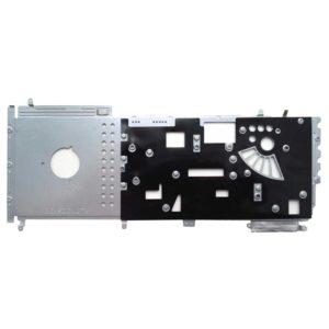 Подложка металлическая, нижняя пластина, кронштейн под клавиатуру ноутбука ASUS K55V, K55VJ, K55VM, K55VD, K55A, A55A, R500V, R500VD (13GN8D10M07X-1)
