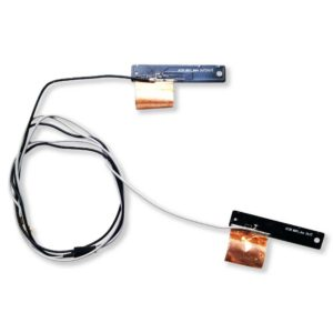 Антенна Wi-Fi + кабель для Sony PCG-61211V, VPCEA, VPCEA4M1R (M961 Main antenna, 073-0001-8643_A, ACON M961_Main (437), M961 Aux antenna, 073-0001-8644_A, ACON M961_Aux)