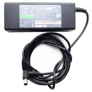 Блок питания для ноутбука SONY 19.5V 3.9A 75W 6.5×4.4 с иглой Original Оригинал (VGP-AC19V34) Б/У