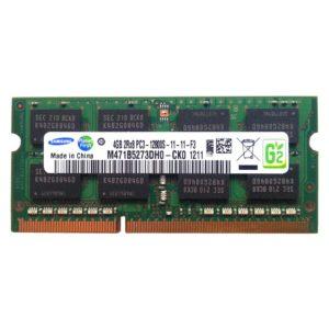 Модуль памяти SO-DIMM DDRIII 4Gb PC-12800 1600 Mhz Samsung