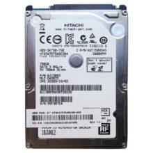 """Накопитель (HDD) 750 Gb SATA 2.5"""" для ноутбуков (Б/У)"""