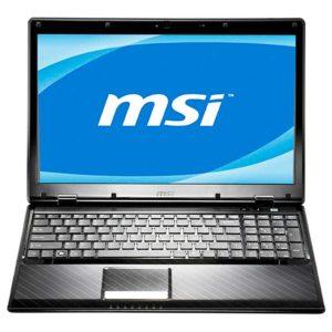 Запчасти для ноутбука MSI CR630