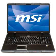 Запчасти для ноут. MSI Megabook L730