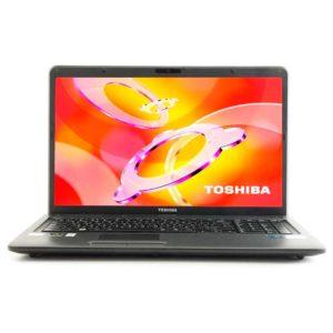 Запчасти для Toshiba C660 Черный