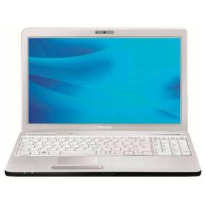 Запчасти для Toshiba C660 Белый