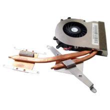 Система охлаждения - Вентилятор DC5V 0.30A (UDQFRZH14CF0) + Термотрубка, радиатор (300-0011-1276, D2 JBGV4) для ноутбуков Sony Vaio VPCEA, VPC-EA, PCG-61211V, PCG-91111V, VPCEA4M1R