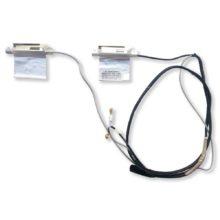 Антенна Wi-Fi + кабель для ноутбука HP Pavilion dv6-3000, dv6-3xxx серий (LX6_8ANTENNA, QUANTA DQ60517B003, VENDOR 51780-00015-0, CLPZCLP)