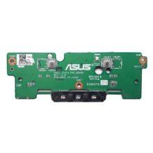 Плата кнопок тачпада с индикацией для ноутбука ASUS K40, K50, K60, K70, F52, F82, PRO5, X5, X70 серий (69N0EJT10A01-01, 60-NVKTP1000-A01, F82Q_TOUCH_PAD_BOARD REV. 2.0)