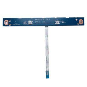 Плата кнопок тачпада со шлейфом 4-pin 98×5 мм для ноутбука HP Pavilion g6-1000, g7-1000, g4-1000, g6-1xxx, g7-1xxx, g4-1xxx  (DA0R22TB6D0 REV:D, 35R22TB0010)